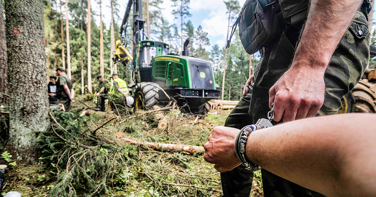 Justice for the Forest Defenders