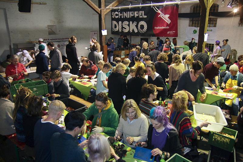 Schnippel Disko 2018