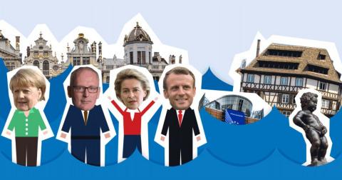 Jeśli UE nie przedstawi ambitnego projektu Zielonego Ładu, trudno będzie walczyć z kryzysem klimatycznym.