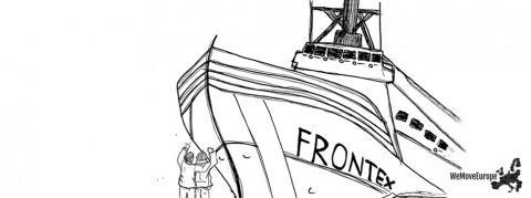 Luisa und Arne vs Frontex