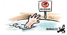 Criminalizados por salvar vidas